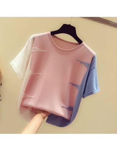 T-shirt Pasuteru