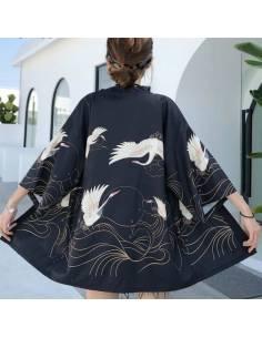 Kimono Yukata Tobi saru