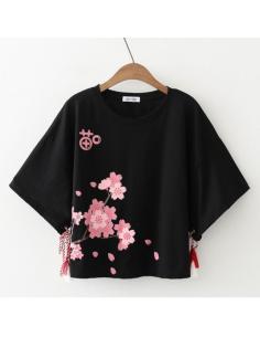 T-shirt Ample Sakura