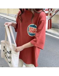 T-shirt Red Miruku