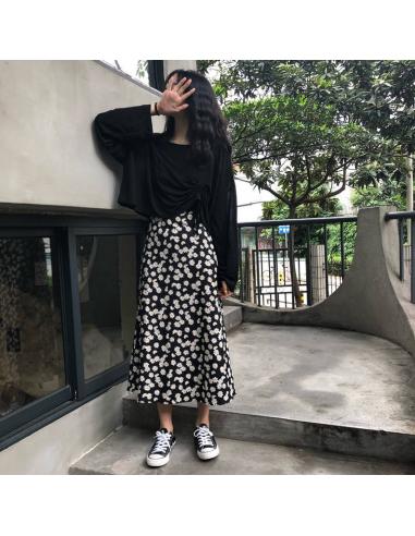 Jupe Longue Himawari