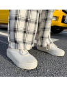 Pantalons à Carreaux Gurē