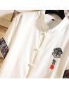 Chemise à Manches Courtes Sakana