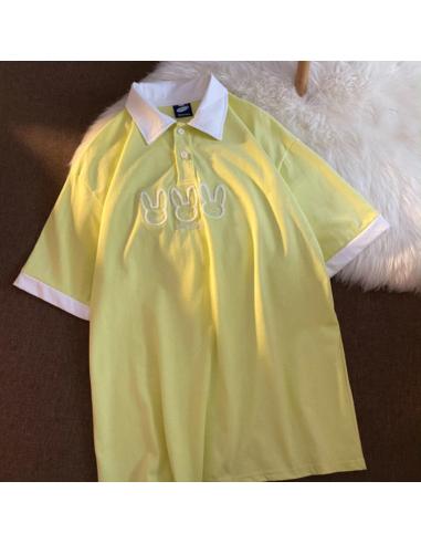 T-shirt chemise Oversize Usagi