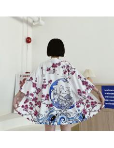 Kimono Yukata Cherītsurī