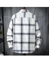 Chemise à carreaux Howaito