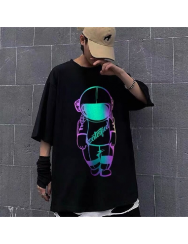 T-shirt Asutoronōto Néon